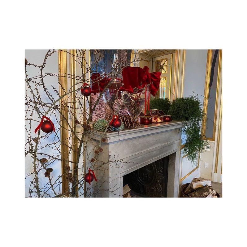 Schloss Amalien glänzt im Weihnachtszuaber