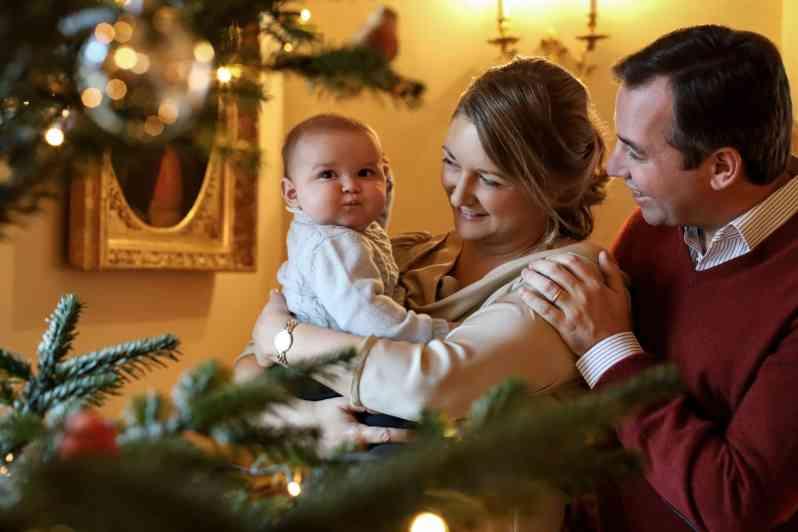 Prinz Charles feiert Weihnachten
