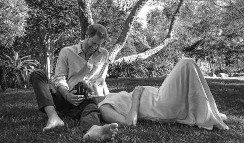 Meghan und Harry erinnern mit Baby-Verkündung an Prinzessin Diana