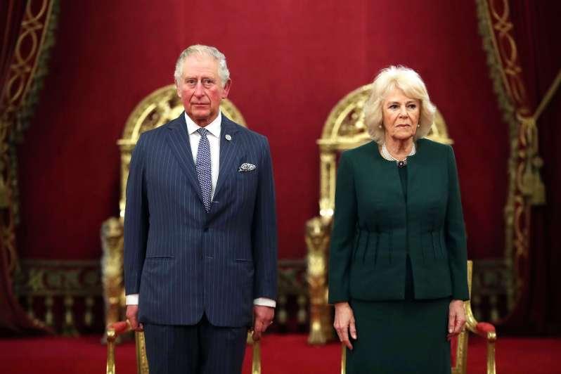 Prinz Charles und Herzogin Camilla: Erleichterung im Palast