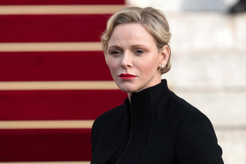 Fürstin Charlène weint um ihren toten Freund