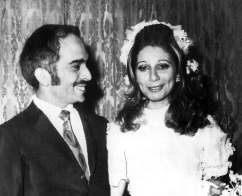 Königin Alia von Jordanien (*1948–†1977)