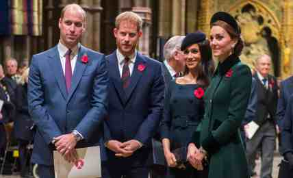 Meghan & Harry senden Nachricht an Kate & William