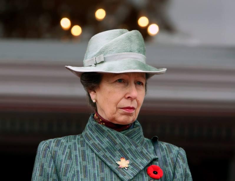 Prinzessin Anne: Fragte sie nach Archies Hautfarbe?
