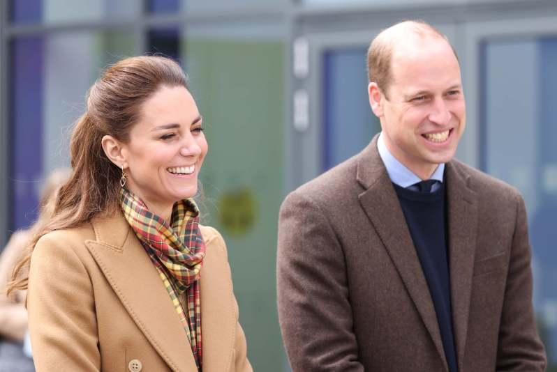 25. Mai: Catherine und William eröffnen Krankenhaus
