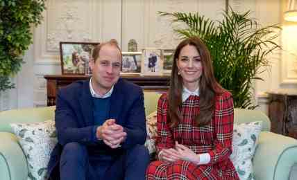 William und Kate bei YouTube