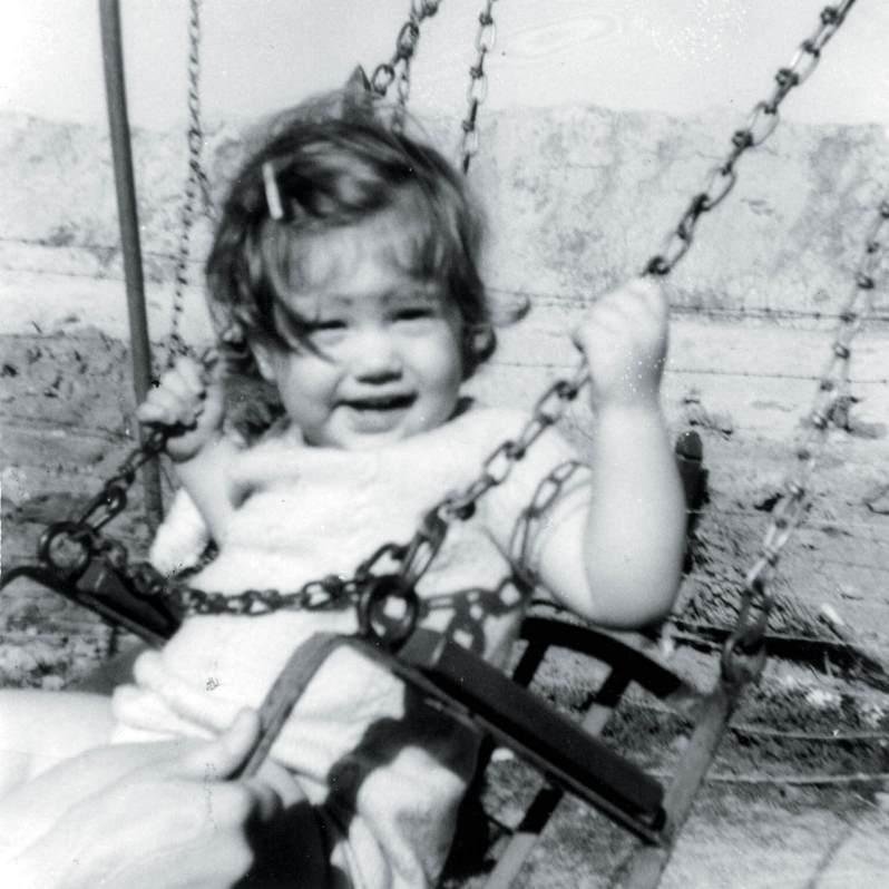 Königin Maxima als Kind