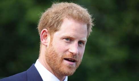 Prinz Harry möchte Kreislauf von Traumata durchbrechen