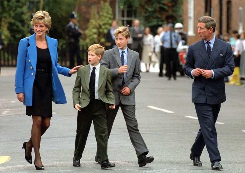Prinzessin Diana: William und Harry verurteilen manipuliertes Interview