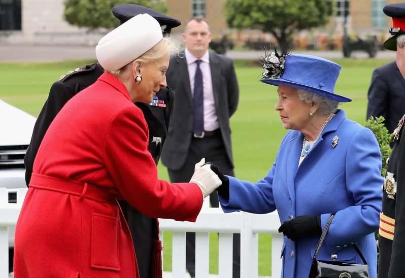 Queen Elizabeth: Große Sorge um Prinzessin Michael