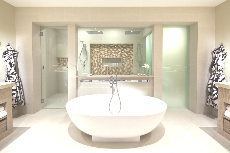 10 Luxury Bathroom Design Ideas « Adelto Adelto