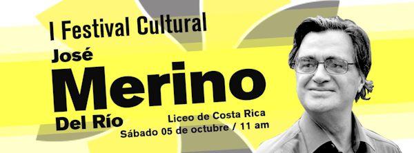 I Festival Cultural José Merino del Río