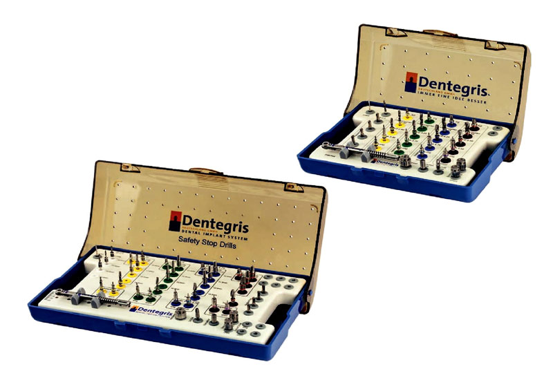 Surgical Boxes - With or Without Stops