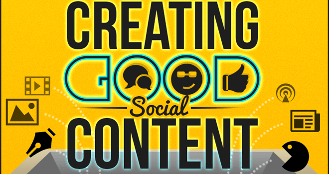 Creating Great Social Content  | Social Media Today