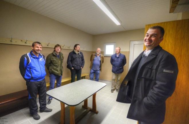 Das neue Sportheim in Adensen wird am 26.03.2017 eingeweiht