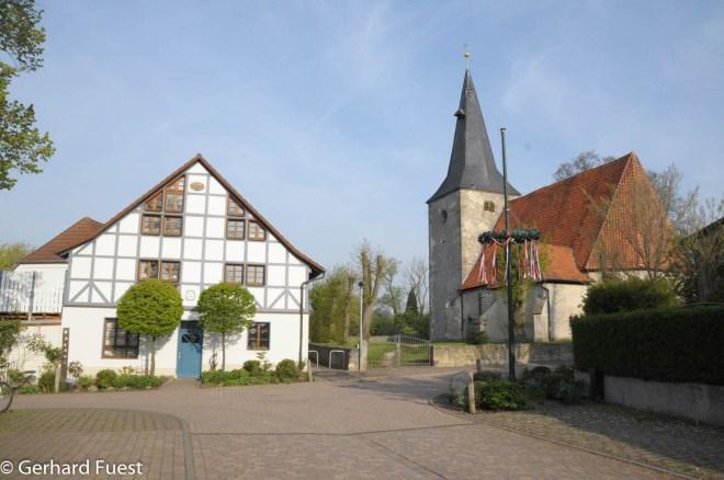 Adensen/Hallerburg Impressionen 1. Mai 2017