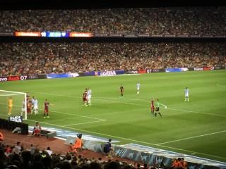 As duas casas de Messi