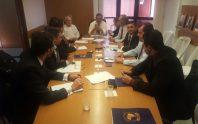 Delegado Pedro Viana participa de reunião na Adepol/Brasil