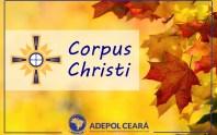 Feriado: Corpus Christi