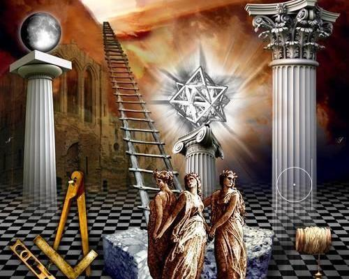 Freemasonry's Roots in Greek Mysteries