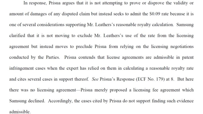 March 2018 adequate to compensate it appears that mr leathers advanced the 009 royalty rate but represented that the rate was derived using the arcsoft licensing agreement platinumwayz