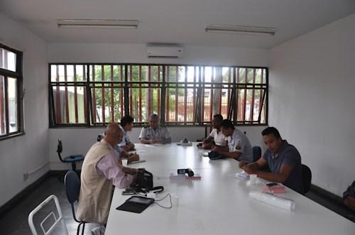 Entrevista coletiva a blogueiros do DF