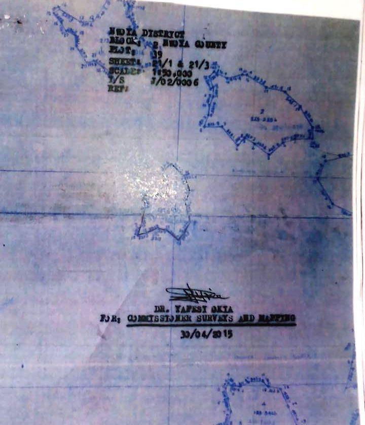 313 Acres Of Farmland In Nwoya