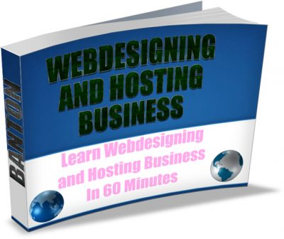Web Design And Web hosting Business Course by wealth ideas