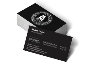 Self business card