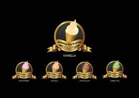 Delta Ice Cream Logo