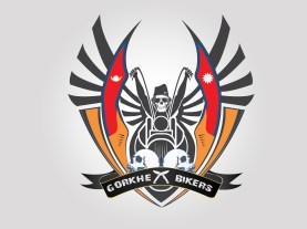 Logo for bikers