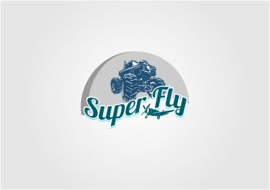 Super Fly Logo Option 2