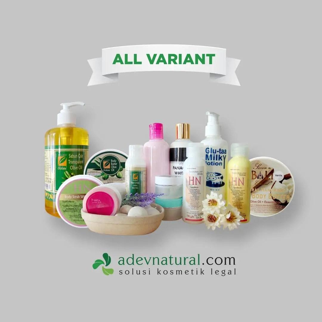 contoh maklon produk kosmetik