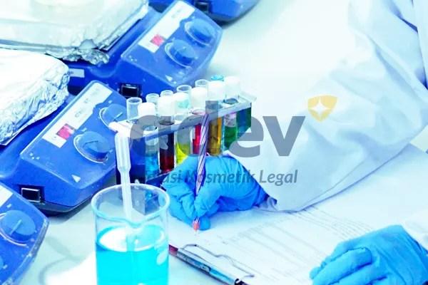 prosedur maklon di perusahaan kosmetik