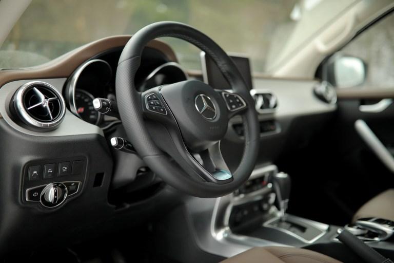 Mercedes-Benz X 241