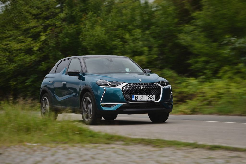 DS3 Crossback 1.2 PureTech 155 EAT8