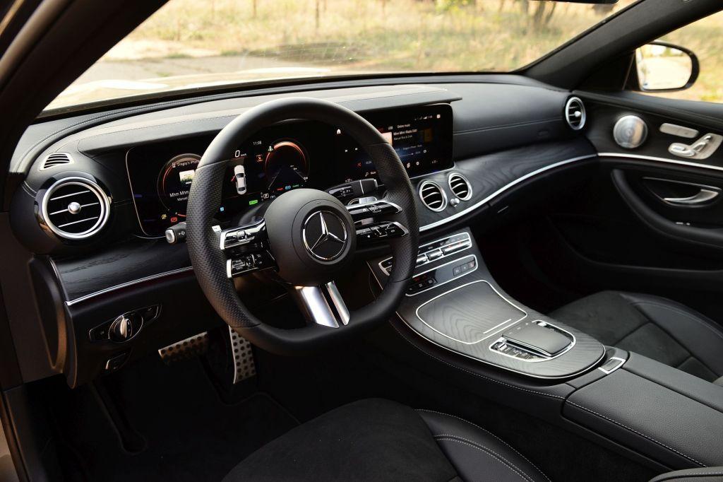 Mercedes-Benz E 200 4MATIC