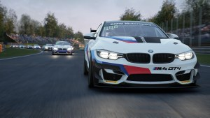 BMW Motorsport SIM racing