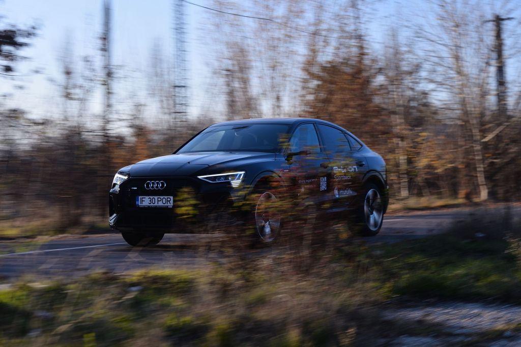 Audi e-tron 55 Sportback