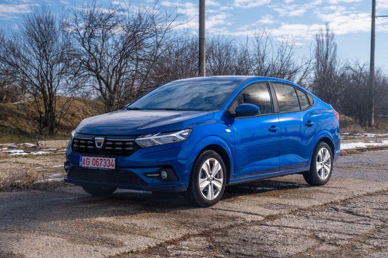 Dacia Logan 1.0 TCe GPL