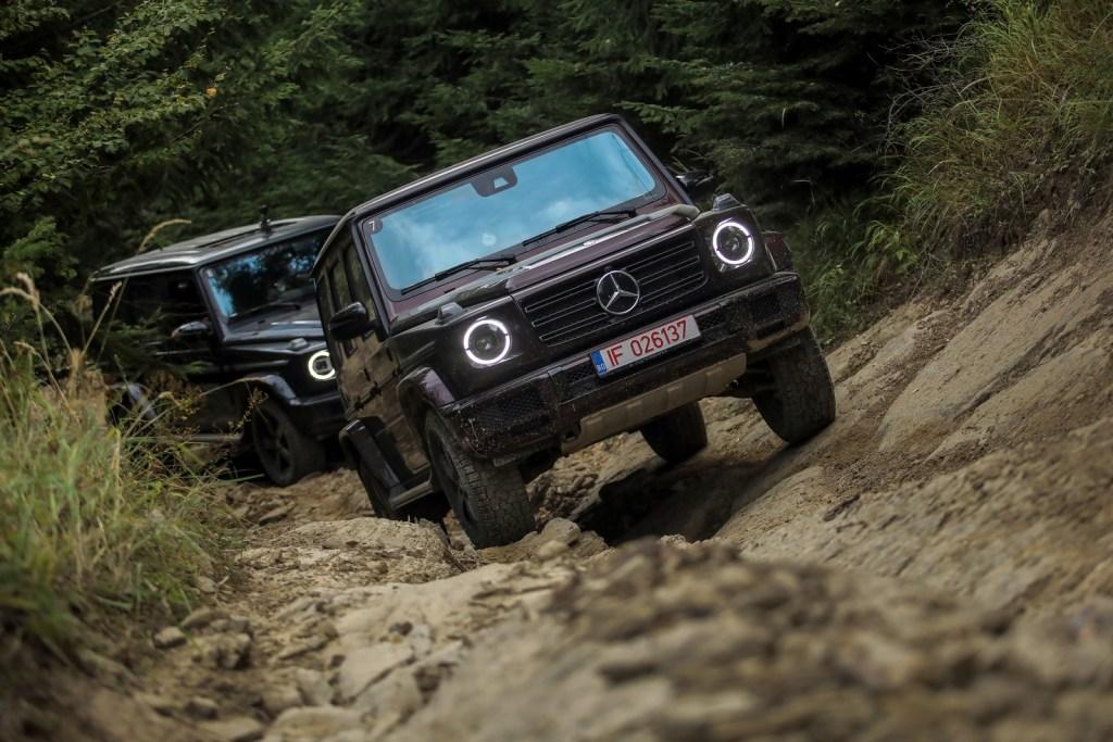Mercedes-Benz G Class – Experience