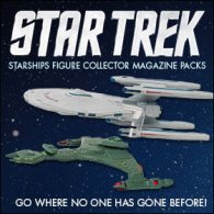 Exciting Star Trek Starships Figures Now at TFAW