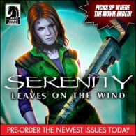 New Issues Available for Serenity: Leaves on the Wind