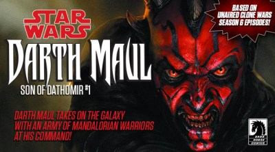Star Wars' Darth Maul Is Reborn This May