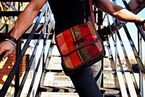 Messenger Bag (Greenwich Autumn)