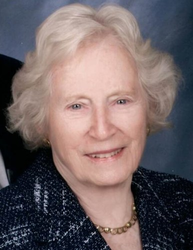 Carolyn Ruth Eberly Blaney