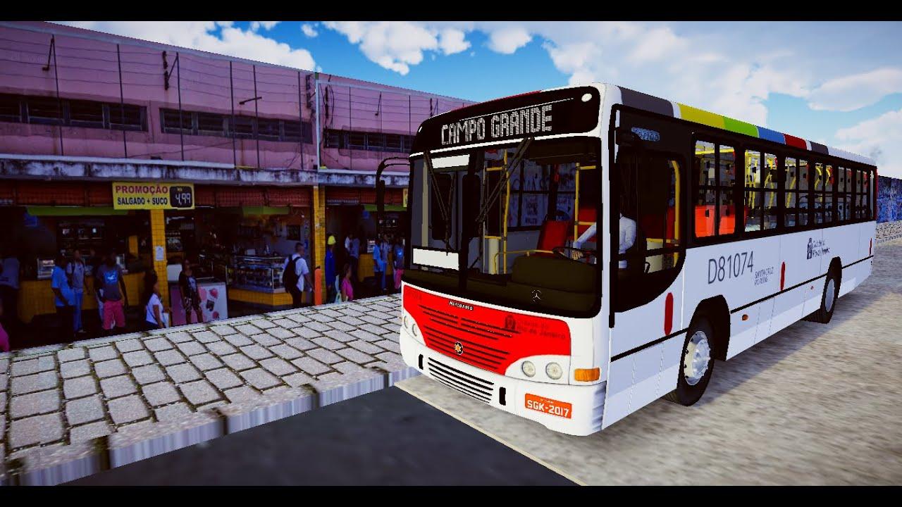 Marcopolo Torino 1999 MB OF-1418 (Fase 2) para Proton Bus Simulator/Road
