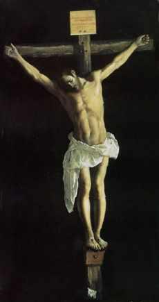 Zurbarán - Cristo Crucificado