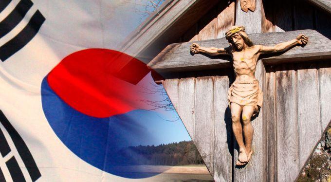 Crucifijo-CoreaDelSur_DominioPublico-WikipediaPatrickFischerCC-BY-SA-3.0