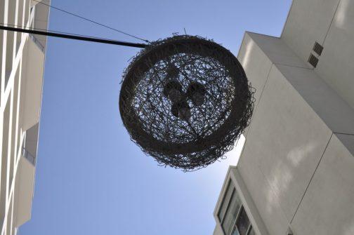 1 A Tumble Weed Light Commercial LED Lighting Custom Fixture Latitude 33
